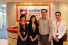 教外留学受邀访问澳洲科廷科技大学新加坡分校