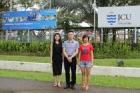 教外留学代表团应邀访问新加坡JCU大学