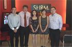 教外留学赴新加坡SHRM莎瑞学院获院长赠予荣誉