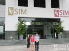 教外留学荣获新加坡管理学院2013优秀合作伙伴称号